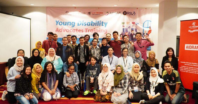 Peserta foto bersama setelah kegiatan YDAT 2020
